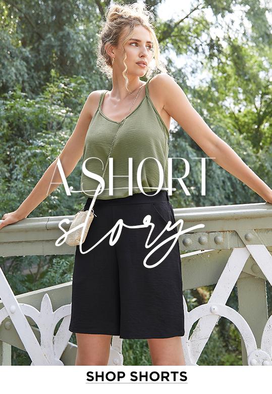 Tall Shorts