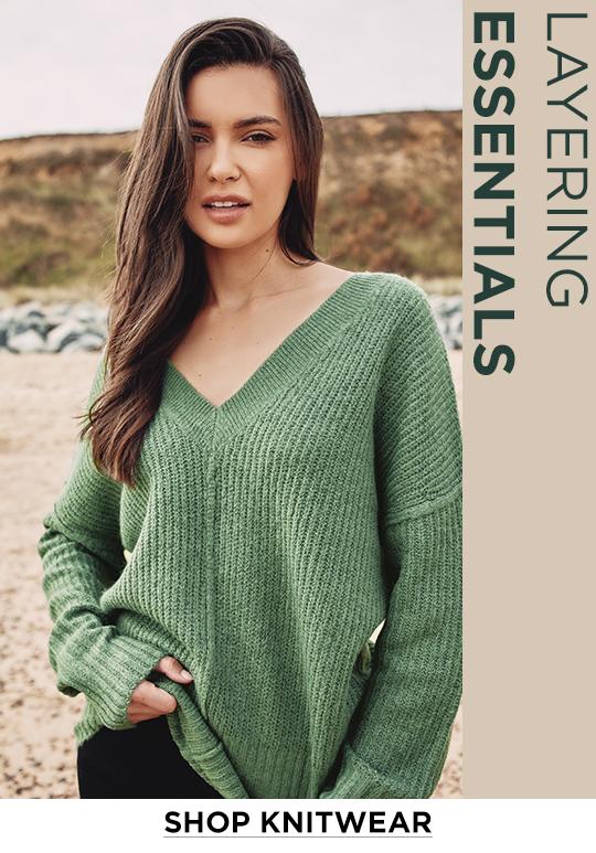 Tall knitwear
