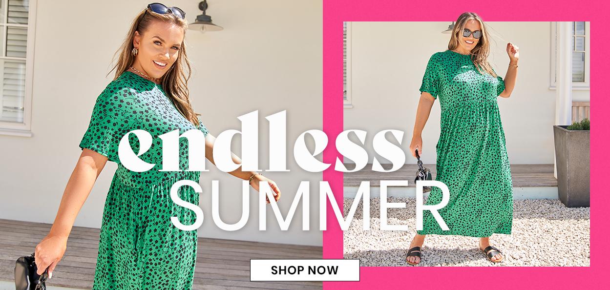 Plus Size Summer Clothing