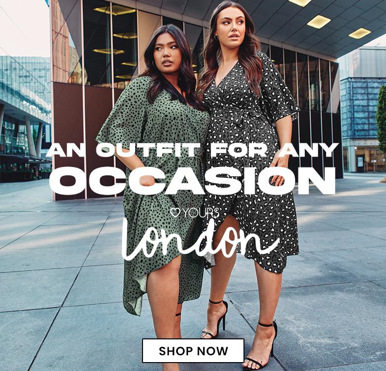 Plus Size occasionwear