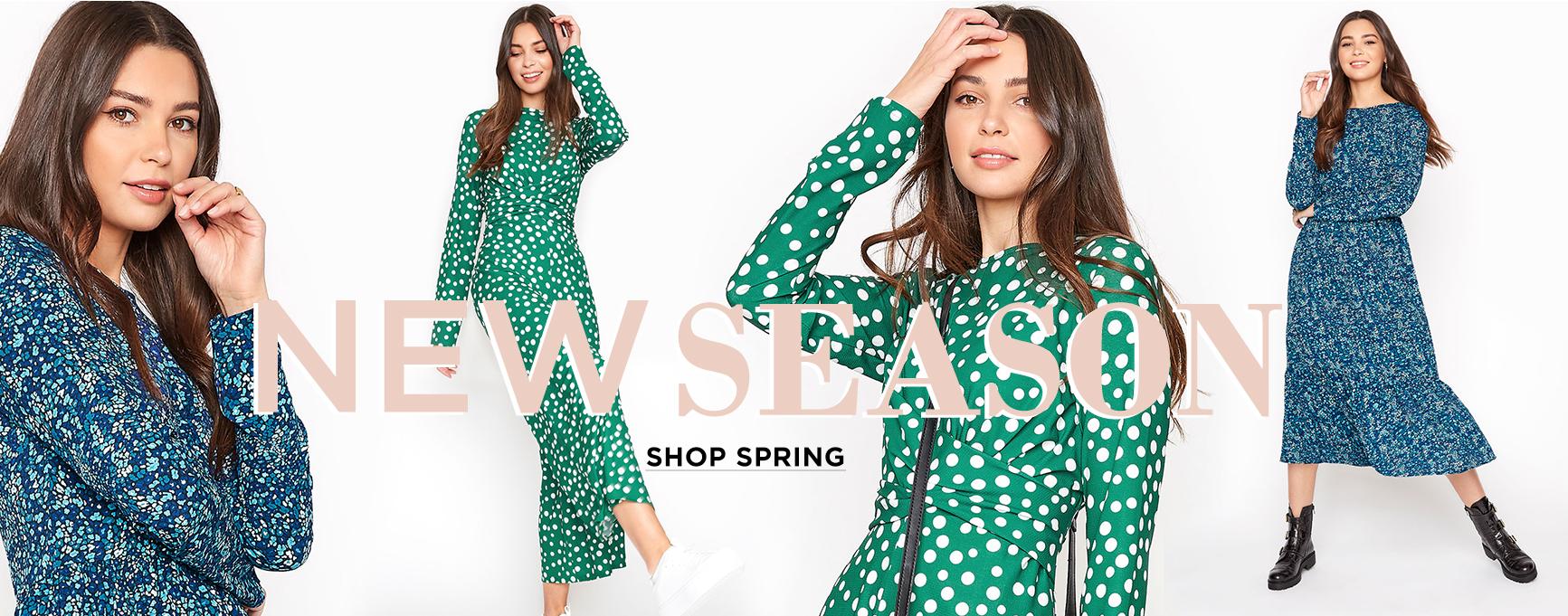 Spring - New Season