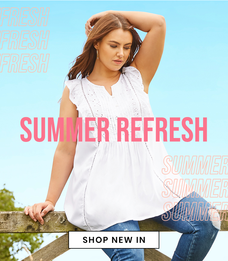 Summer Refresh - shop new in