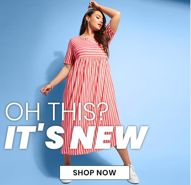 plus size New in clothing