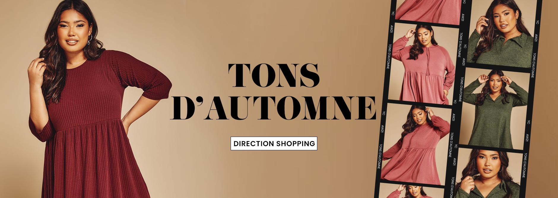 TONS D'AUTOMNE