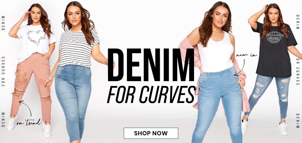 Denim for curves