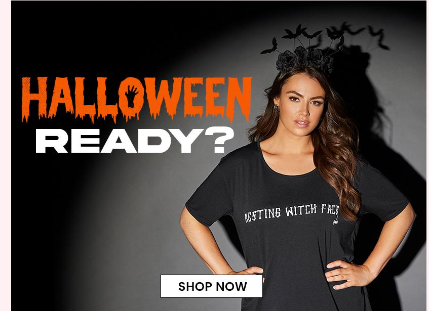 Plus Size halloween