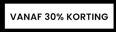 vanaf 30% korting