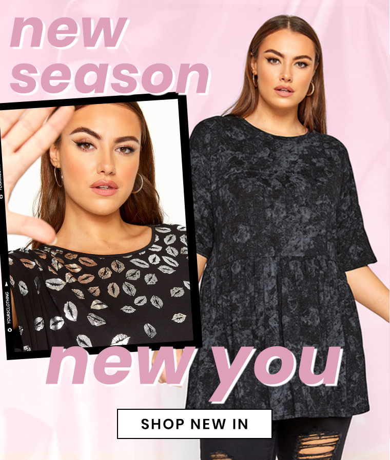 Yours Clothing Womens Plus Size Maternity Top