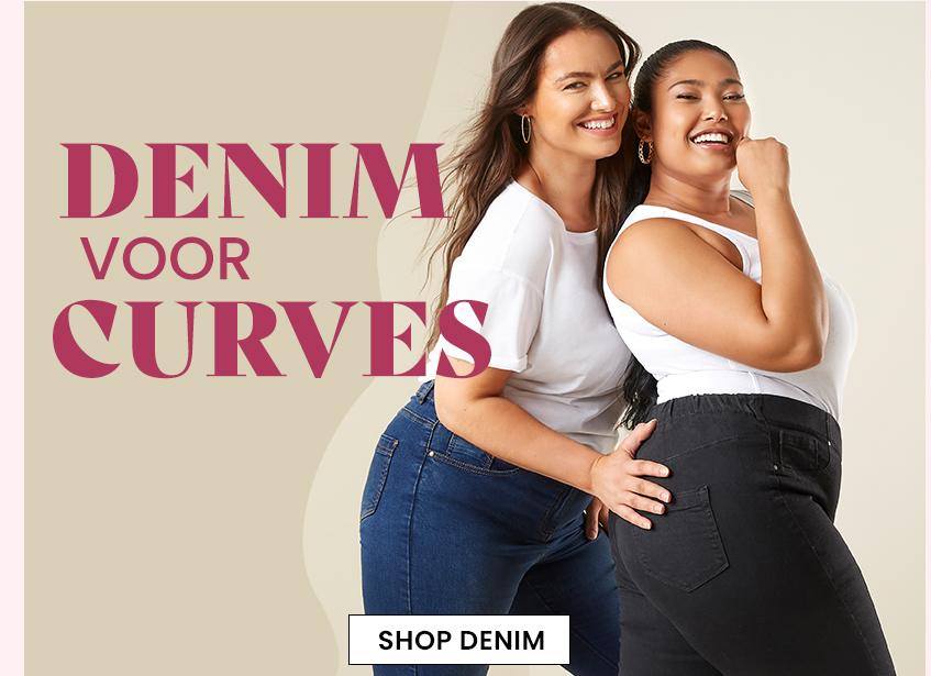 Denim voor curves