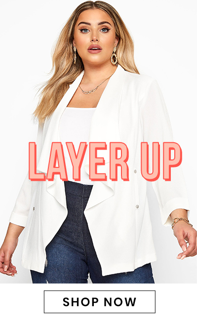 Plus size layers