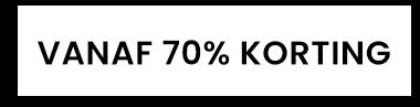 vanaf 70% korting