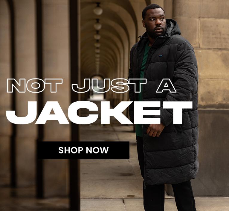 PLus Size Mens Jackets