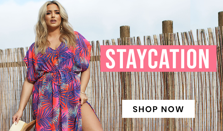 staycation - holiday shop