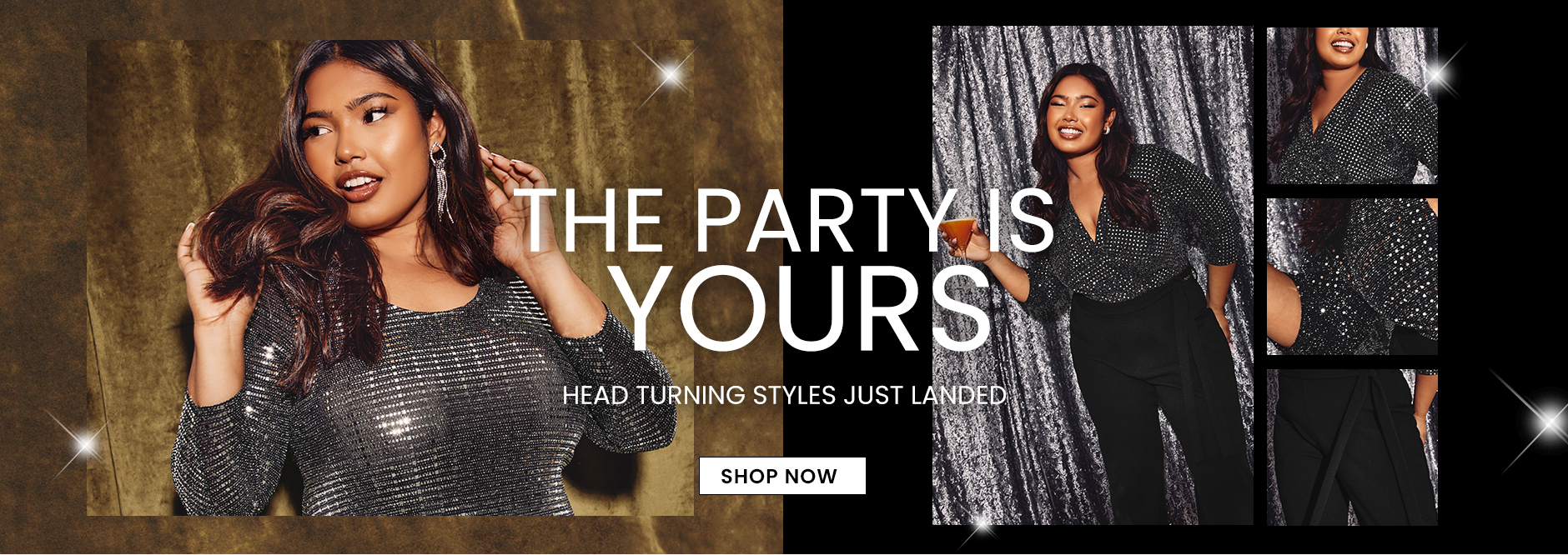 Plus Size Partywear