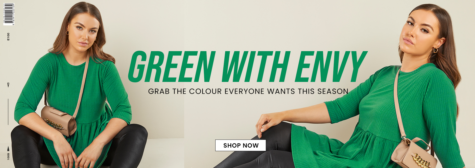 Plus Size green with envy