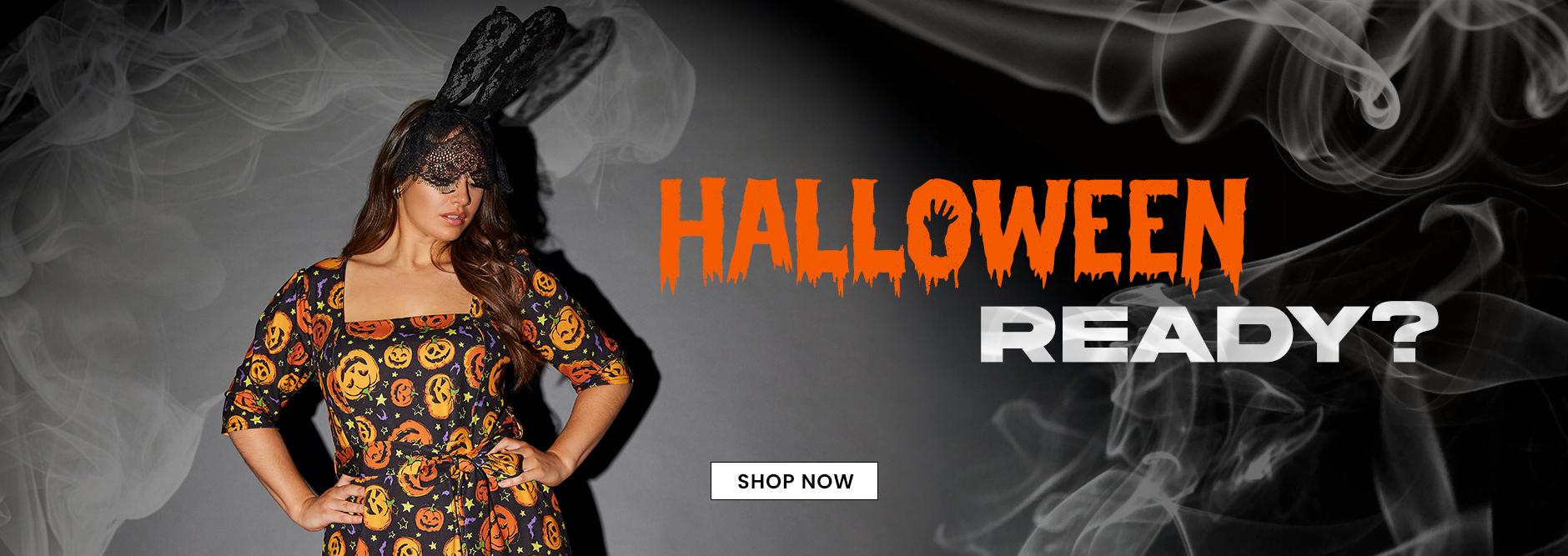Plus Size Halloween ready?