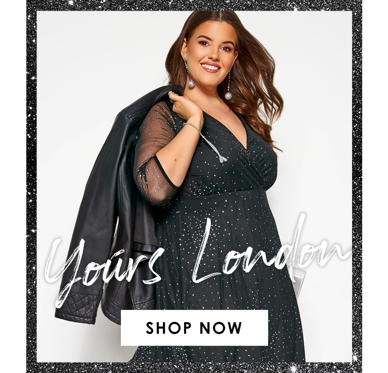 Plus Size Womens Clothing & Fashion | Yours Clothing