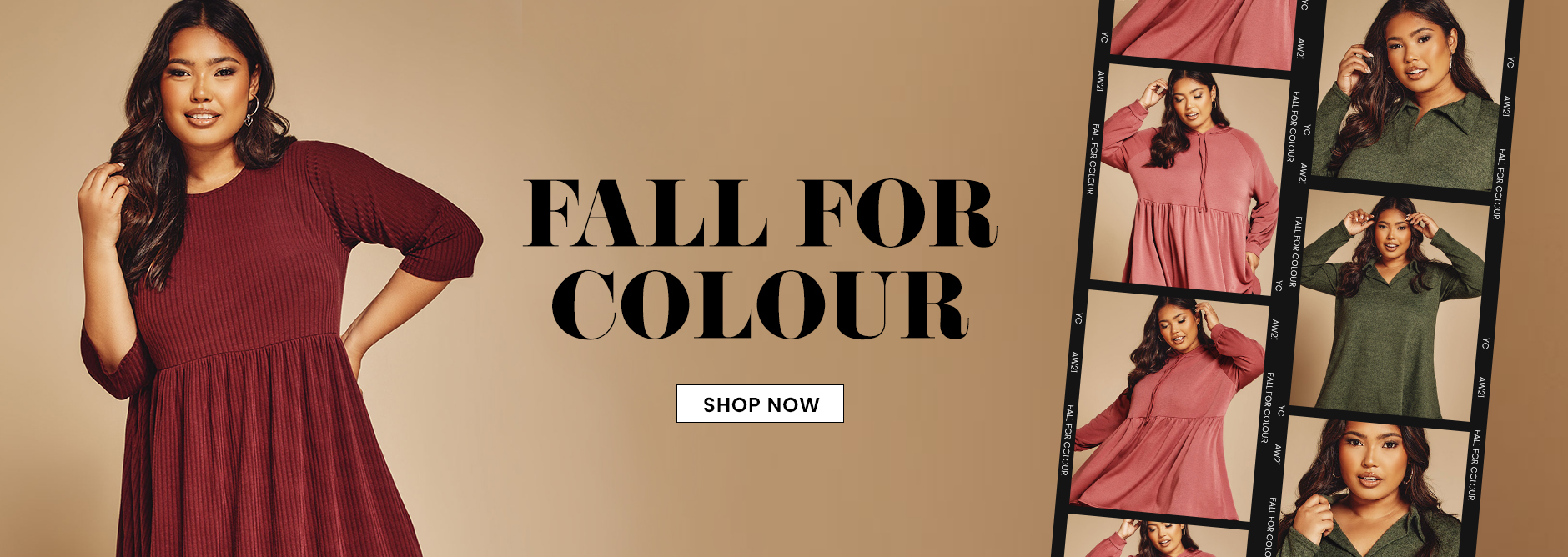 fall for colour