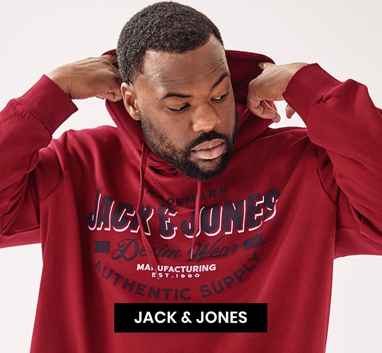 Plus Size Jack & Jones Clothing